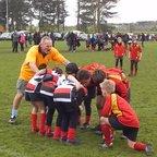 Stourbridge Festival U10s Try