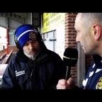 Carl Heeley Post Match Interview - Harrogate Town