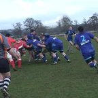 Blues V  Whitchurch 3rds 14/2/15 Try 1- Duncan