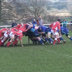 Blues V  Whitchurch 3rds 14/2/15 Try 2