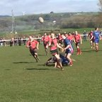 Blues v Blackburn 3rds 4th Apr - clip 3