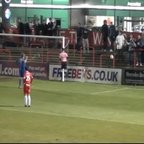 Welling Away 14th January 2014