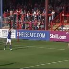 Aldershot Away 29th March 2014