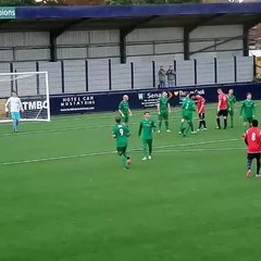 Burscough 22 October 2016 - The Goals
