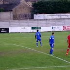 Ossett Town 29th Oct 2016 - The Goals