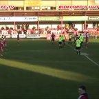 Bideford AFC  (1)  Hemel Hempstead FC  (0)