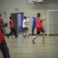 Ealing Handball Training Session
