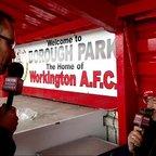 Workington AFC v. Buxton FC - Sat 23 April 2016