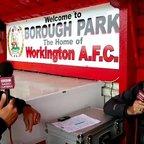 Workington AFC v. Warrington Town - Sat 3 Sep 2016