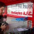Workington AFC v. Stafford Rangers - Sat 22 Oct 2016