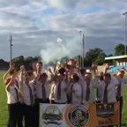 U12 Tigers lift league trophy