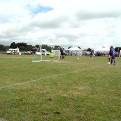 Barton FC Tournament Quarter Final loss on Penalties