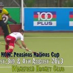 NOW: Pensions Nations Cup preview - Wakefield 1-4th August
