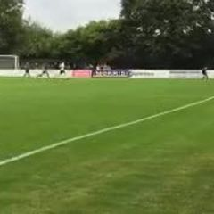 Charlie Hitchings' goal vs Salisbury