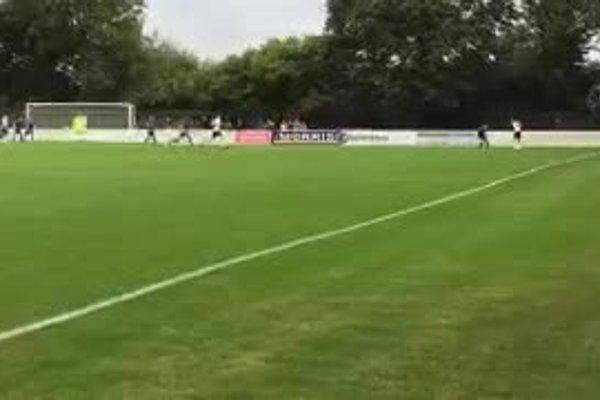 Charlie Hitchings' goal vs Salisbury
