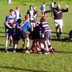 U13s vs Bath - Bristol Comb Cup Nov 2013