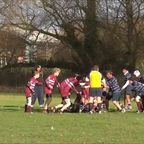 U16s Cup Qtr final v Bletchley 1st half