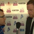Boro TV Episode 11 - Gavin Cowan interview after the Salisbury match