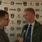 Boro TV - Gaz Dean interviewed after the Dartford match (27th Sept 2014)
