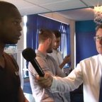 BoroTV - interview with Marlon Harewood