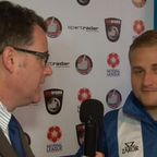 BoroTV - interview with James Reid (vs Gloucester 31st Aug 2015)