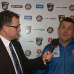 BoroTV - interview with Kev Wilson after the Corby draw (5th Dec 2015)