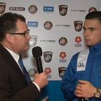 BoroTV - interview with Callum Chettle after the Corby draw (5th Dec 2015)