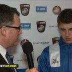 BoroTV - interview with Tom Elliot after scoring the winner against Lowestoft (26th March 2016)