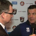 BoroTV - interview with Kevin Wilson after the Lowestoft win (26th March 2016)