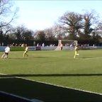 Dale Evans scores against Larkhall