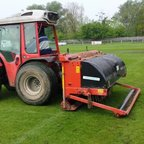 Pitch Renovation at Kiln Brow June 2013
