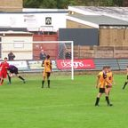Scarborough athletic v Ossett Albion goals