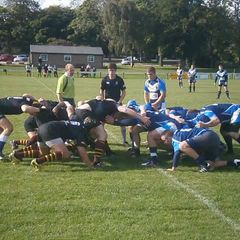 Solid Scrum v Hemsworth