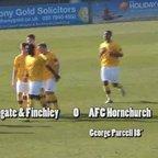 Wingate & Finchley v AFC Hornchurch - Ryman Premier - 29 Mar 14