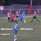 AFC Hornchurch v VCD Athletic - Ryman League Premier - 31 Jan 15