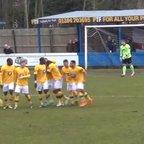 Bury Town v AFC Hornchurch - Ryman Premier - 28 Feb 15