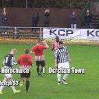 AFC Hornchurch v Dereham Town - Ryman League Division One North - 7 Nov 15