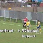 Haringey Borough v AFC Hornchurch - Ryman League Division One North - 09 Apr 16