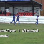 Maldon & Tiptree v AFC Hornchurch - Ryman League Division One North - 01 Oct 16