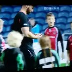 Minis at Murrayfield on BBC Alba