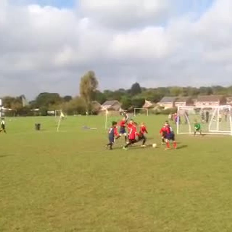 Great goal from Oliver on Saturday