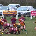 U13s Cup Final vs Beaconsfield (1st half)