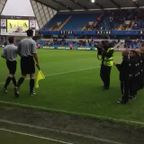 U10s Youth Guard Of Honour Millwall Vs Derby 14/9/13