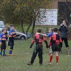 U8 Team try @ WINCHESTER 16.11.14