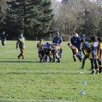 Saxons Try v Midhurst 11.01.15