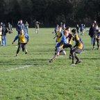 Saxon try v Midhurst 11.01.15