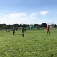 U9 Blacks V Radcliffe Town - Goal