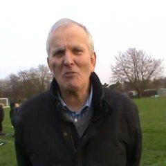 Sawston v Cambourne 23/1/16 Rene G profile on Justin
