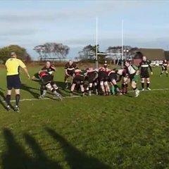 Thorpeness Rugby Club vs Harwich & Dovercourt 07th Dec 2013