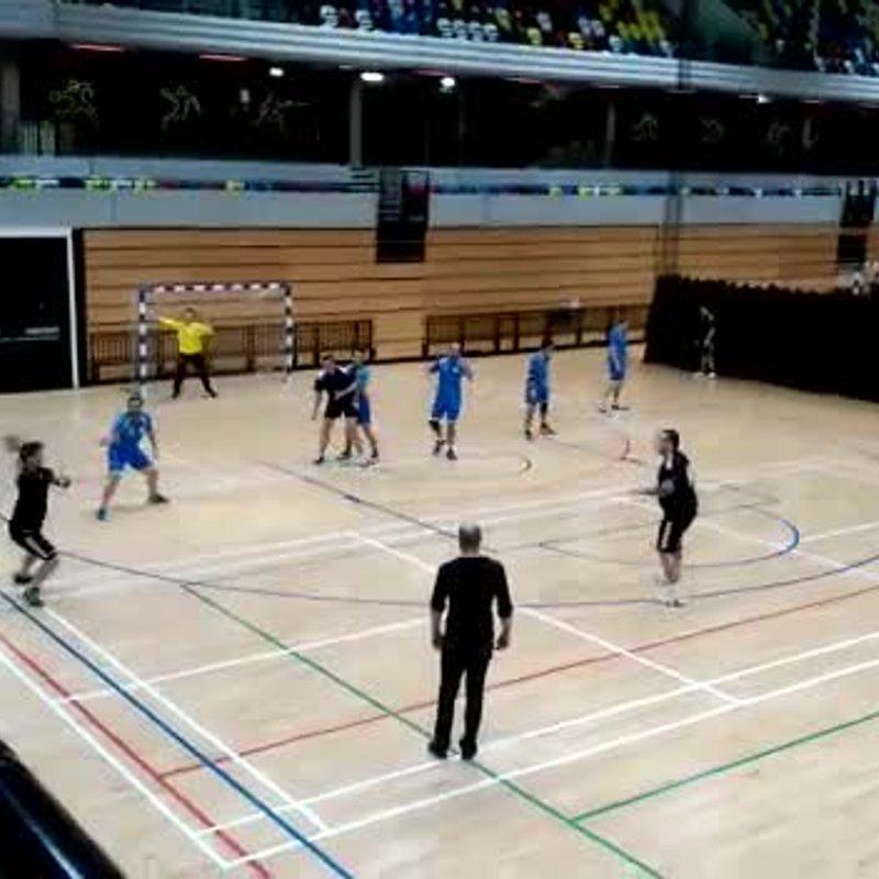handball combinaison attaque